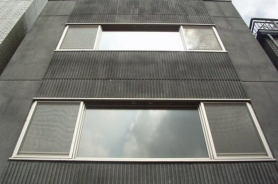 船田邸(墨田区、個人邸、2001年、S4F)