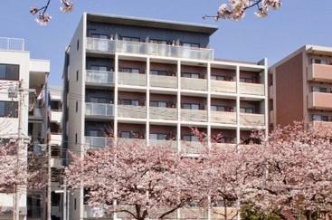 ライク菊川EAST&WEST(墨田区、2009年、RC7F、集合住宅)