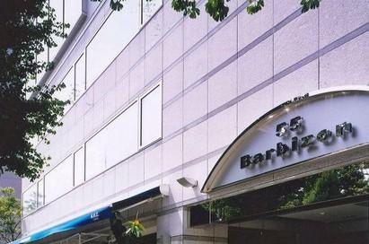 BARBIZON55ビル(渋谷区、2007年、テナントビル、SRC5F)