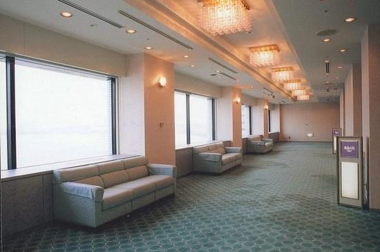 アジュール竹芝バンケットホール(港区、1998年、ホテル)