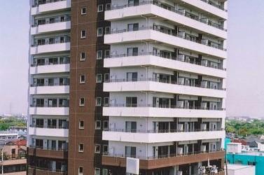 エストグランディール金町(葛飾区、RC13F、2005年、集合住宅)