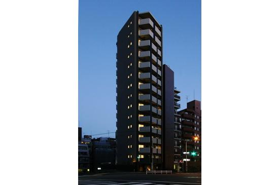 コンシェリア新宿御苑