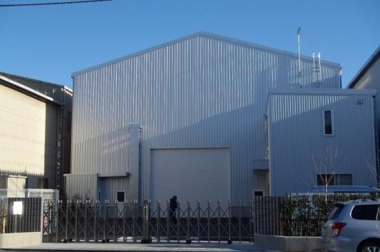 興亜産業浦安第一倉庫